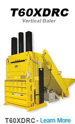 Harmony1 T60XDRC Vertical Baler - Learn More