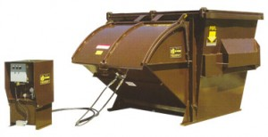 p6fl wet and dry trash compactor