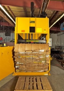 downstroke baler, baler wire
