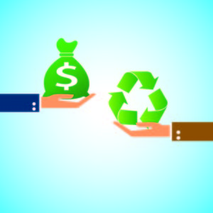 recycling for cash