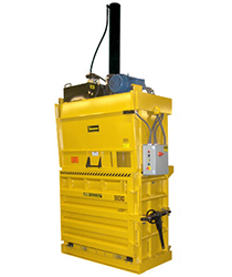 Heavy-Duty Multi-Material Baler