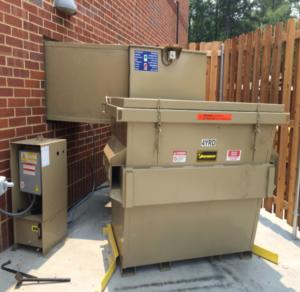 compactor configurations