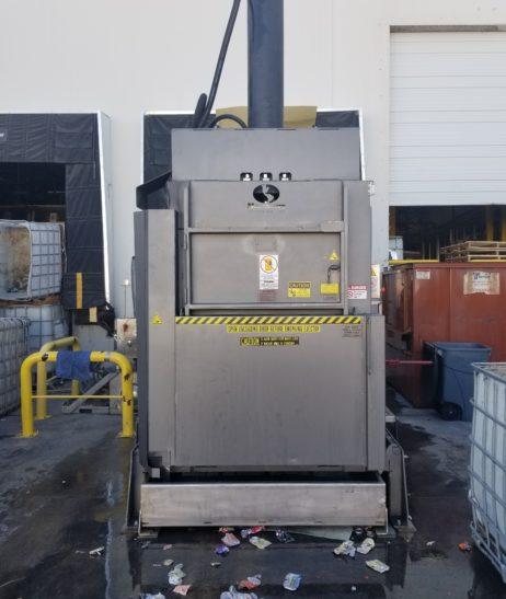 Intermediate Liquid Extraction Baler