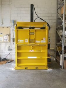 replace your baler or compactor